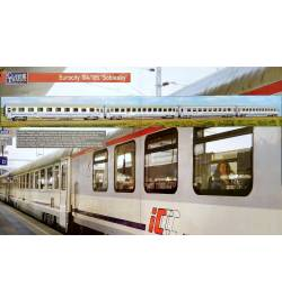ACME 55258 - Zestaw 4 wagonów pociągu EC 104/105 Sobiesky, PKP Intercity