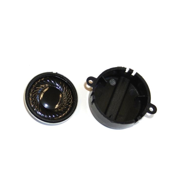 Głośnik 23mm, okrągły, 100 Ohm, z komorą rezonansową - ESU 50442