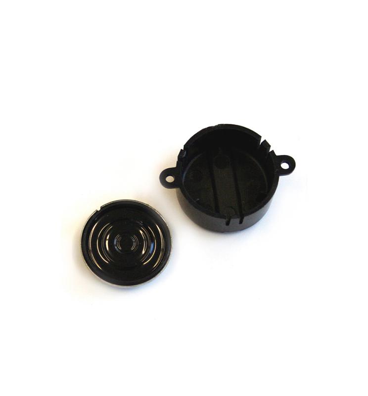 Głośnik 20mm, okrągły, 100 Ohm, z komorą rezonansową - ESU 50441