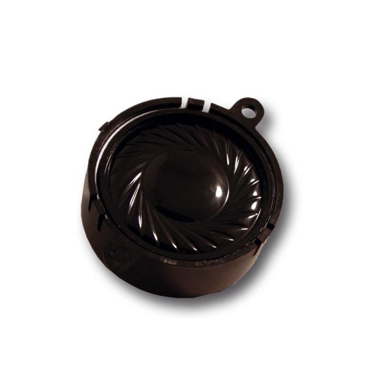Głośnik 28mm, okrągły, 4 Ohm, 1~2 Watt z komorą rezonansową - ESU 50333