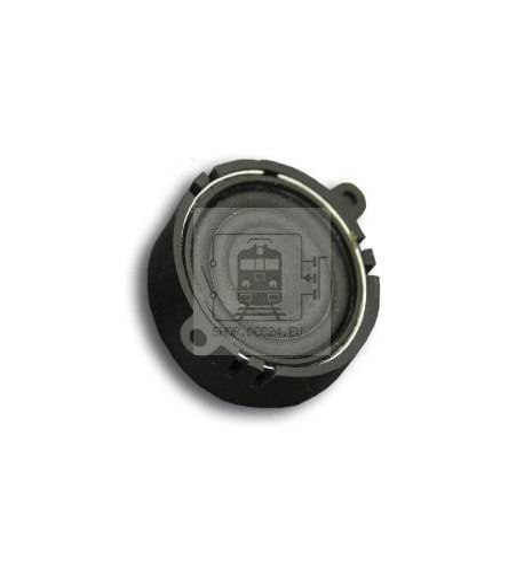 Głośnik 20mm, okrągły, 4 Ohm, 1~2W, z komorą rezonansową - ESU 50331