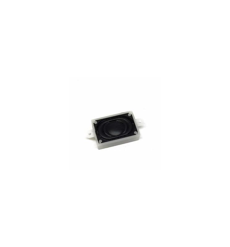 Głośnik 16mm x 25mm, rechteckig, 4Ohm, 1~2W, z komorą rezonansową - ESU 50330