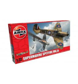 Airfix 01071B - Supermarine Spitfire Mk.Ia, skala 1:72