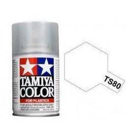 Tamiya 85079 - Spray TS-79 Semi Gloss Clear