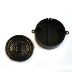 Głośnik 40mm okrągły, 8 Ohm, z komorą rezonansową do LokSound H0, LokSound XL - ESU 50323