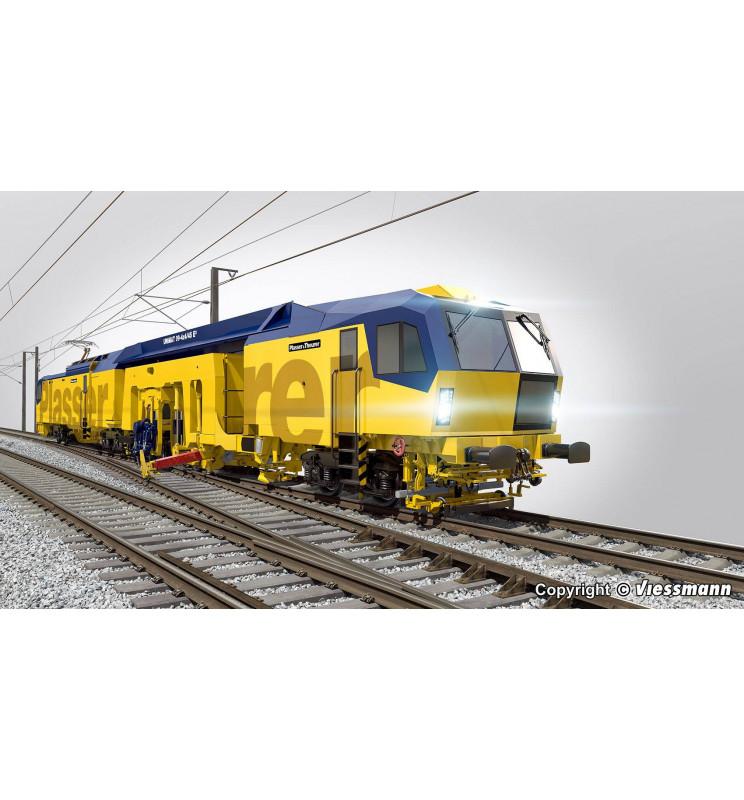 Viessmann 26091 - H0 Podbijarka torowa Plasser & Theurer 09-3X Stopfexpress, DCC z napędem, dźwiękiem i oświetleniem