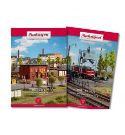 Auhagen 99616 - Katalog Nr 16 na lata 2020/2021 zawierający nowości 2020
