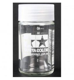 Tamiya 81042 - Słoik do mieszania farb 46 ml