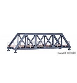 Kibri 39701 - H0 Przęsło mostu stalowego jednotorowego
