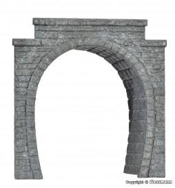 Kibri 34103 - H0 Portal tunelu jednotorowego