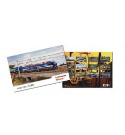 Roco 81390 - Plany układów torowych H0 Roco line