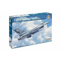 Italeri 2786 - Samolot F-16A Fighting Falcon do sklejania, skala 1:48