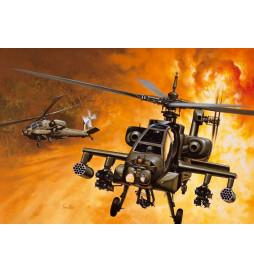 Italeri 0159 - Helikopter AH - 64 APACHE do sklejania, skala 1:72