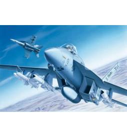 Italeri 0083 - Samolot F/A - 18E SUPER HORNET do sklejania, skala 1:72