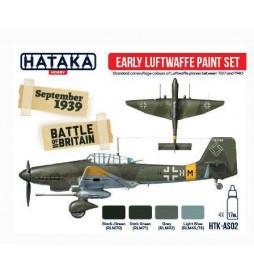 Hataka AS02 Early Luftwaffe zestaw farb