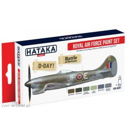 Hataka AS07 Royal Air Force zestaw farb