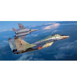 Trumpeter 01677 - Samolot MIG-29UB ''FULCRUM'' do sklejania, skala 1:72