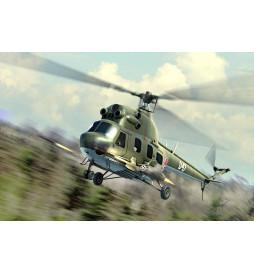 HobbyBoss 87216 - Helikopter AH-60A Blackhawk do sklejania, skala 1:72