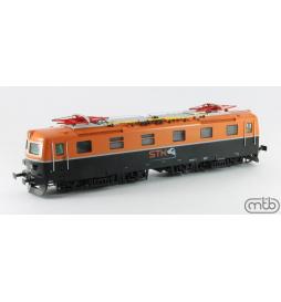 """Lokomotywa elektryczna ČD 163 029 """"Beata"""" (ex. E499.3) - MTB-Model"""