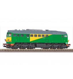 Piko 52804-2 - Spalinowóz ST44-859 PKP DCC ESU LokPilot+E1+UPS, Nowa edycja