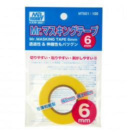 Mr.Hobby MT601 - MT-601 Taśma maskująca 6mm