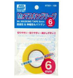 Tamiya 87033 - Taśma maskująca 6mm