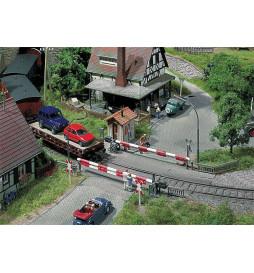 Przejazd kolejowy - Faller 120172