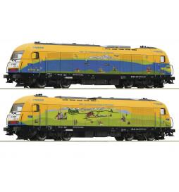 Roco 71399 - Diesel locomotive 223 013-4