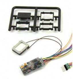 Dekoder jazdy i dźwięku do parowozu TKt3 PKP - ESU LokSound Micro V5 6-pin (ESU 58813)