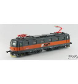 Lokomotywa elektryczna AWT 181 040 (ex. E669.1) - MTB-Model
