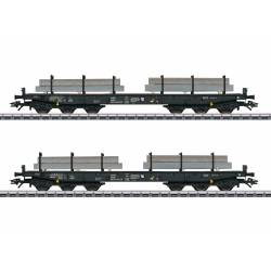 Marklin 086665 - Powdered Freight Silo Car Set