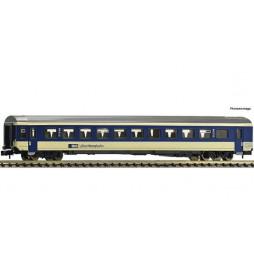 Fleischmann 890209 - Wagon 2 klasy, BLS