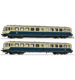 Roco 72083 - Szynobus akumulatorowy serii 515 z wagonem sterowniczym, DCC z dźwiękiem