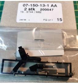 Roco 200047 - ST44 PKP, blaszki / odbieraki prądu, gniazdo sprzęgu