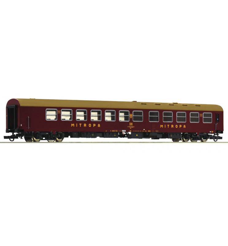 Roco 74806 - Wagon restauracyjny MITROPA DR ep. IV