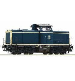 Roco 52538 - Lokomotywa spalinowa 212, DB