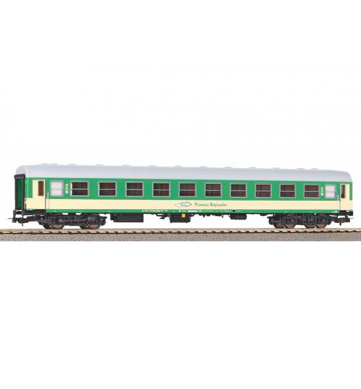 Piko 97612 - Wagon pasażerski 2kl PKP Przewozy Regionalne, typ 111A