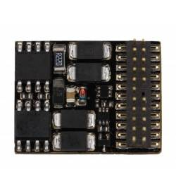 Dekoder jazdy i oświetlenia PluX22 lokommander II Mini P22