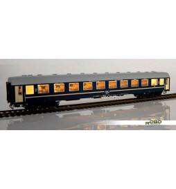 Robo 244520 - Wagon kuszetka 110Ac typ Y, St. Wrocław, ep. Vc