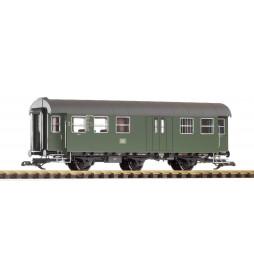 Piko 37602 -G-Wagon osobowy z przedziałem bagażowym 2 klasa DB IV