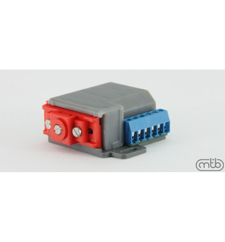 Napęd podmakietowy do rozjazdów i semaforów MTB MP-1