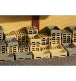 Auhagen 41667 - H0 Palety