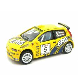 Brekina RIK38328 -Fiat Punto Rally, No.5, ERG, Targa Florio Andreucci/Andreuss