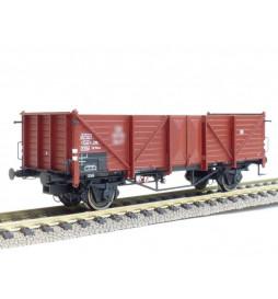 Exact-train EX20332 - Wagon towarowy odkryty Klagenfurt, PKP, Ep. III