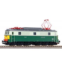 Piko 51600 - Elektrowóz ET21-157 PKP ep.IIIc-IVa, Lok. Kutno, DCC ESU LokPilot oraz UPS + światła E1
