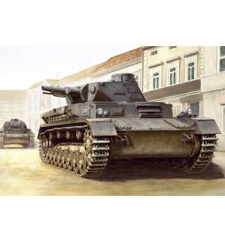 HobbyBoss 80130 - Niemiecki średni czołg Pz.Kpfw IV Ausf. C, do sklejania, skala 1:35