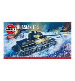 Airfix 01316V - Radziecki czołg T35, skala 1:76