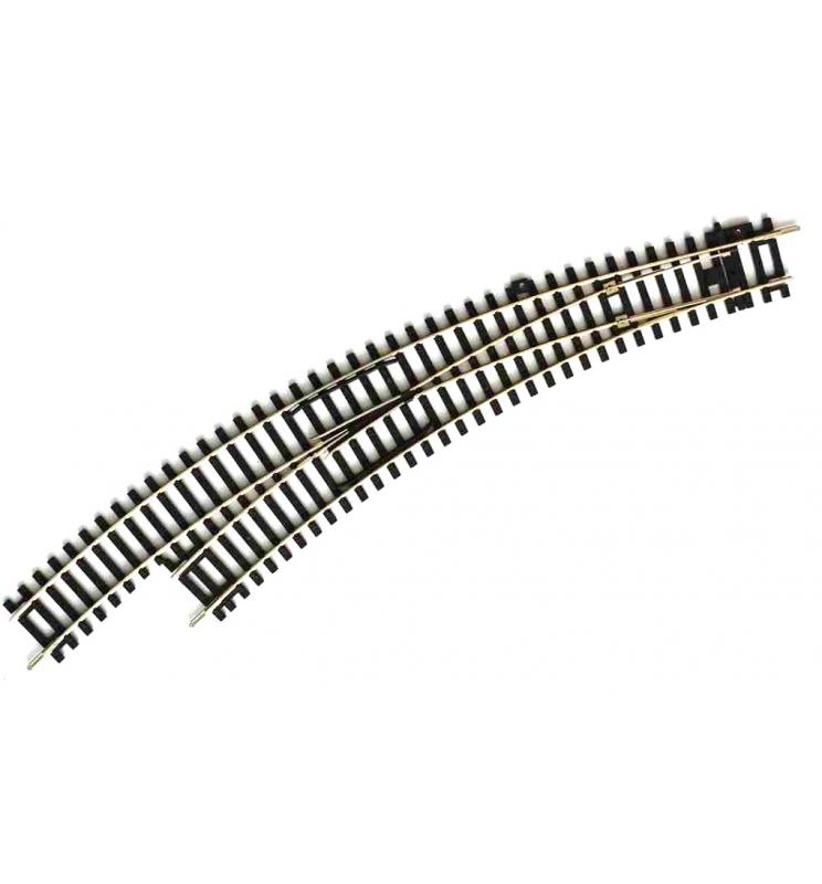 Zwrotnica łukowa BWL R3 - Piko 55227