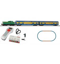 Piko 97914 - Zestaw Startowy Osobowy PKP z SM42