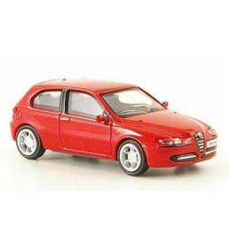 Brekina RIK38311 - Alfa Romeo 147, czerwona 1:87